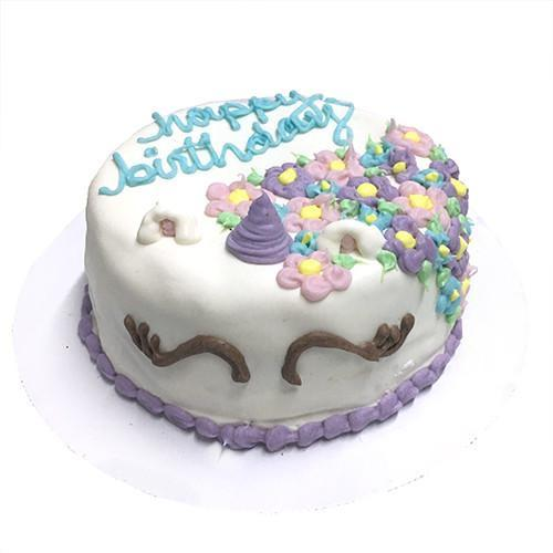 Unicorn Cake (Personalized) (Perishable)