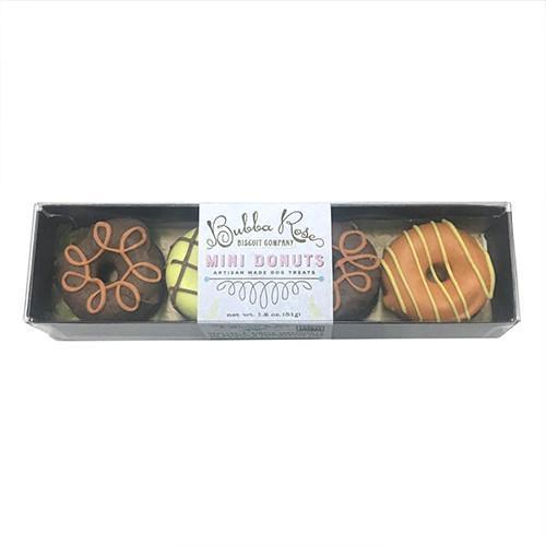 Fall Mini Donuts Box