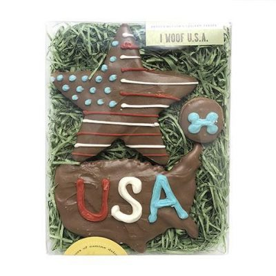 I Woof U.S.A. Box