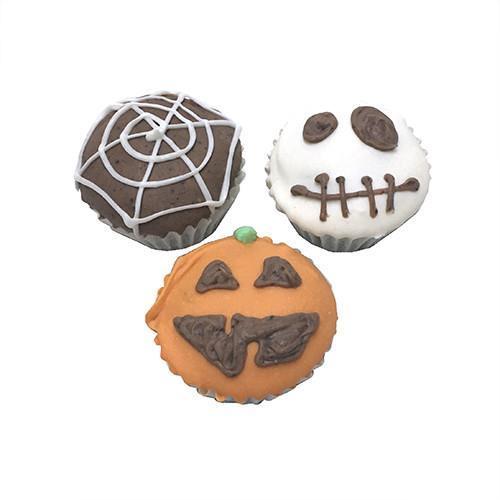 Spooky Mini Cupcakes (case of 15)