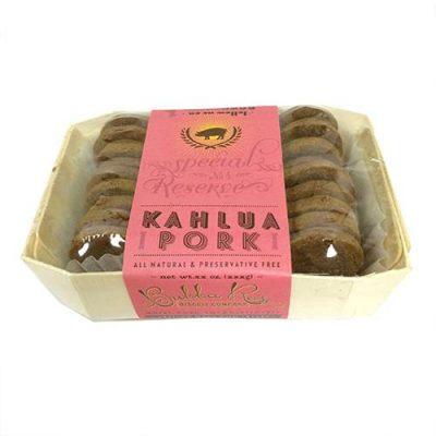 Special Reserve No. 4 - Kahlua Pork
