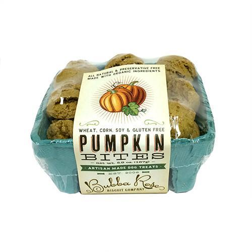 Pumpkin Bites Fruit Crate Box