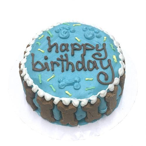 Blue Birthday Cake (Shelf Stable)