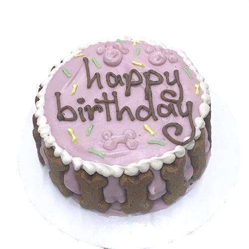 Pink Birthday Cake (Shelf Stable)