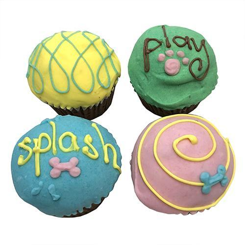 Summer Cupcakes (case of 6) Perishable