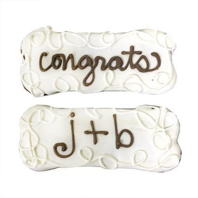Custom Wedding Bones (case of 12)