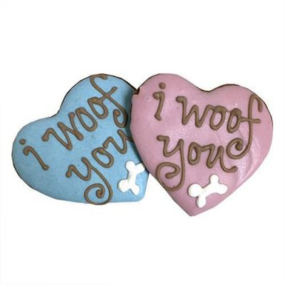 Woof Hearts (case of 12)
