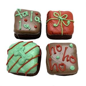 Christmas Brownie Bites (case of 12)