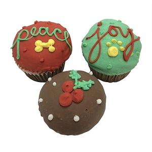 Christmas Cupcakes (Perishable) case of 6