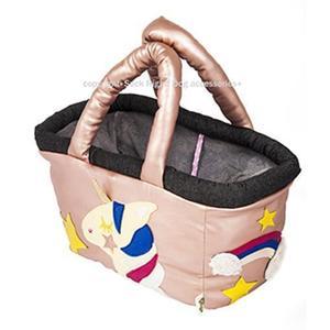 Electro Pony Basket Dog Carrier