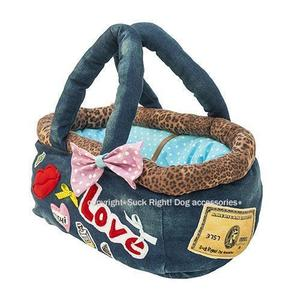 Love Jeans Dog Carrier