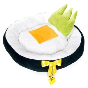 Maki Dog Bed Yellow And Toy