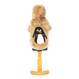 Penguin Dog Hoodie