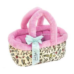 Pony Party Basket Bag Dog Carrier