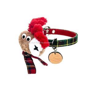Reindeer Dog Collar