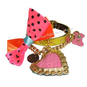 Rita Ora Dog Collar