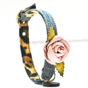 Rosy Dog Collar