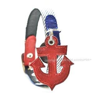 Sailor Cross Dog Collar