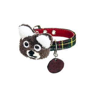 Teddy Bear Dog Collar