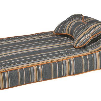 Contour Lounger Cabana Stripe LRG