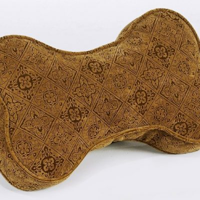 Sofa Toss Pillow Pecan Filigree