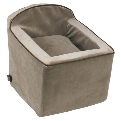 Booster Seat Taupe