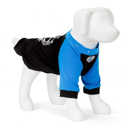 F&R for VP Pets Beverly Hills - Black/Dark Blue
