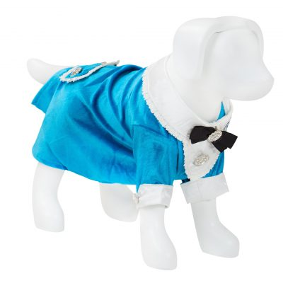 F&R for VP Pets Giggy Tuxedo - Blue