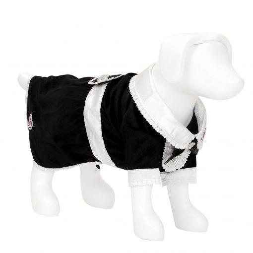 F&R for VP Pets Tuxedo Dress - Black