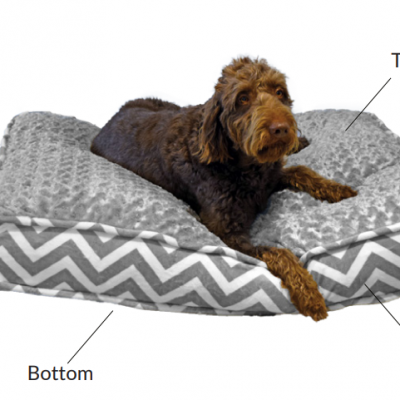 Custom Rectangle Bed