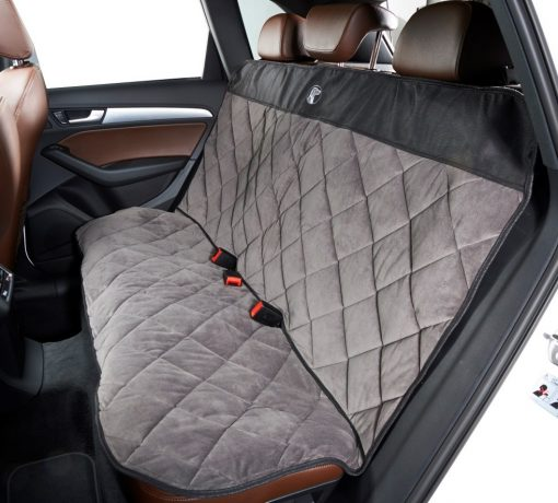 Cross Country Back Seat Protector Ash