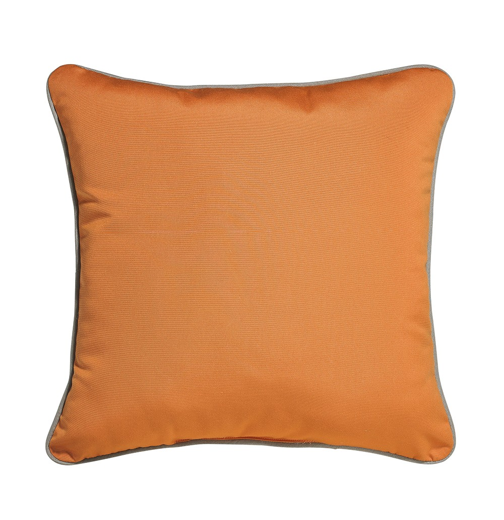 """Outdoor Throw Pillow Square Sunset 16""""x16"""""""