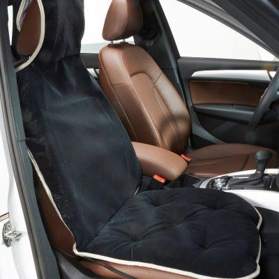 Single Seat Cover Ebony