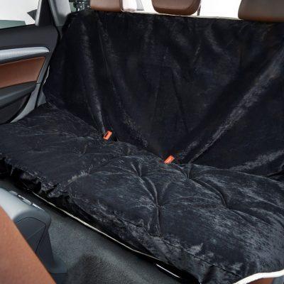 Back Seat Cover Ebony