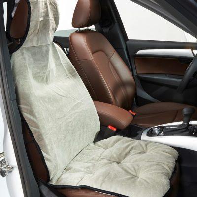 Single Seat Cover Granite
