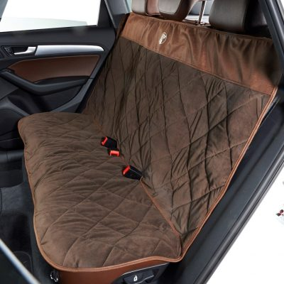 Cross Country Back Seat Protector Hickory