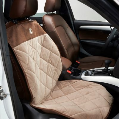 Cross Country Front Seat Protector Pebble