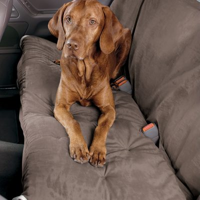 Back Seat Cover Taupe