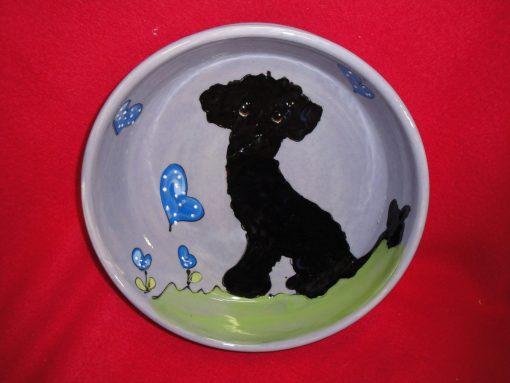 Portuguese Waterdog Pet Bowl