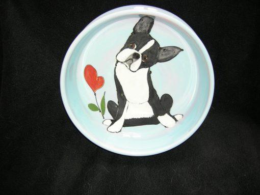 Boston Terrier Pet Bowl