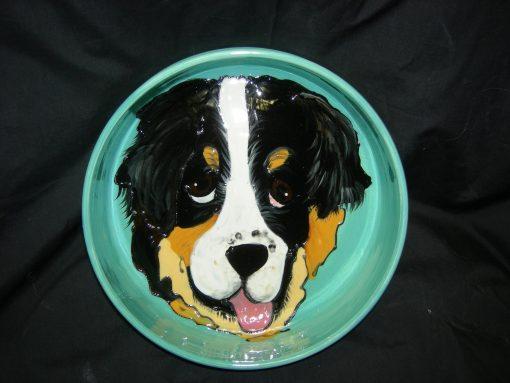 Bernese Mountain Dog Bowl