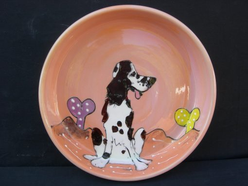 English Springer Spaniel Dog Bowl