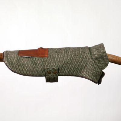 Olive Tweed Pocket Jacket