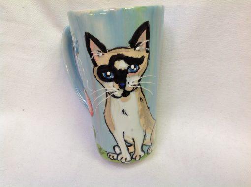 Cat Mugs and Tall Lattes