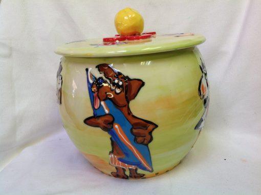 Labrador Treat Jar