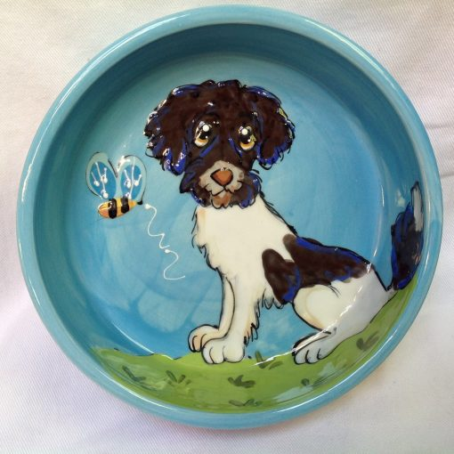 Portugese Waterdog Pet Bowl