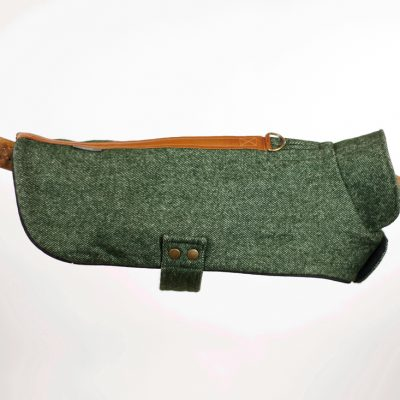 Forest Tweed Cape Jacket