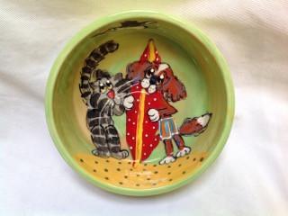 Whimsical Pet Bowl