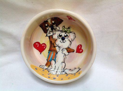 Boxer Dog Bowl