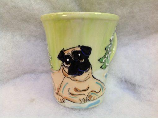 Pug Mugs and Tall Lattes